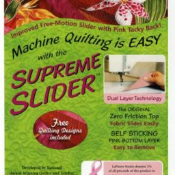 Machine Quilting Aides