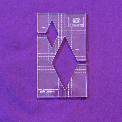 ProDiamond Odd designed by Lisa H. Calle