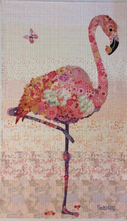 Pinkerton Collage by Laura Heine