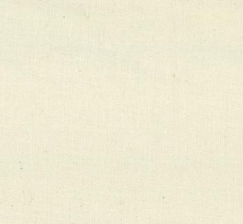 "120"" Natural White Muslin by Moda Fabrics"