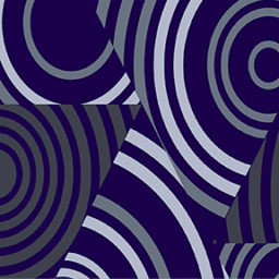 """Eclipse Indigo 108"""" is a dark blue fabric that is 108"""" wide and 100% cotton. This fabric is the perfect backing for a modern or contemporary quilt."""