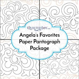 Angela's Favorites Paper Pantograph Package