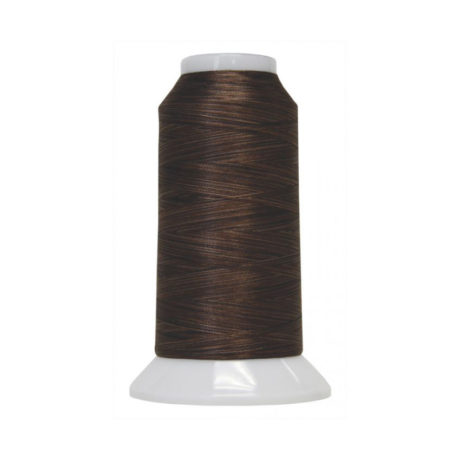 Fantastico Variegated Quilting Thread #5098 Hot Chocolate. Available at QuiltedJoy.com