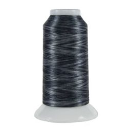 Fantastico Variegated Quilting Thread #5155 Black Sand. Available at QuiltedJoy.com