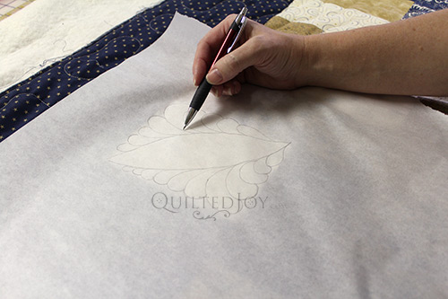 Audition Quilting Designs