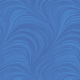 Wave Texture - Medium Blue by Benartex. 108 Wide Backing Fabric. 2966W52B. Available at Quilted Joy.com.