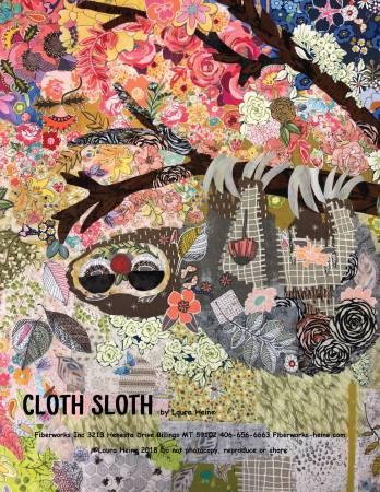 Laura Heine Cloth Sloth Quilt Pattern