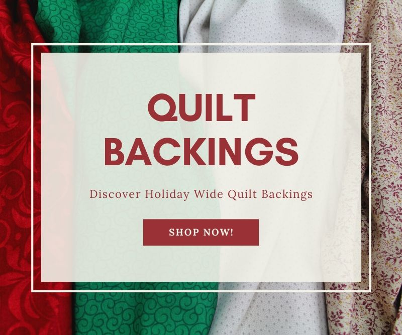 """Quilt Backings Discover Holiday Wide Quilt Backings Shop Now"""