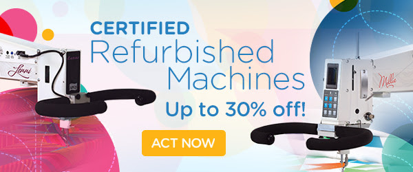 Certified Refurbished Machines Up to 30% Off Act Now