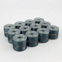 DecoBob Prewound Bobbin Color DBLM-315 Metal Blue