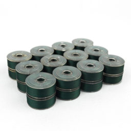 DecoBob Prewound Bobbin Color DBLM-509 Dark Green