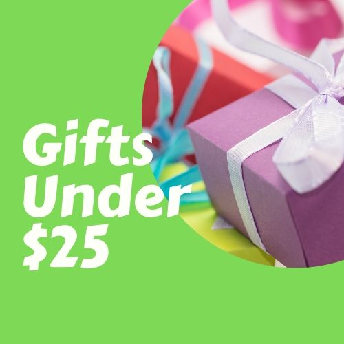 """Gifts Under $25"" Quilted Joy Quilter's Gift Guide"