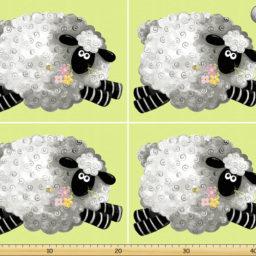 Lewe The Ewe Fabric Panel