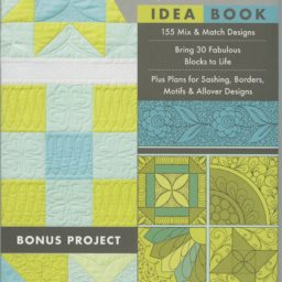 Free-Motion Quilting Idea Book By Amanda Murphy
